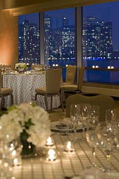 Hyatt Regency Jersey City. Planning a wedding in Jersey? This may just be the place to make all your dreams come true! Just look at that view.