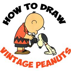 How to Draw Snoopy and Charlie Brown from Peanuts in Vintage Style – How to Draw Step by Step Drawing Tutorials Snoopy Drawing, Kitten Drawing, Drawing S, Peanuts Christmas, Charlie Brown Christmas, Charlie Brown And Snoopy, How To Draw Steps, Learn To Draw, Charlie Brown Characters