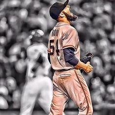 Sergio Romo Representing Chicano Pride at World Series--Go San Francisco Giants!