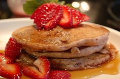 Our very favourite pancakes ever!!
