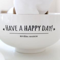 ℋave a ℋappy day ☕️ #rivieramaison #