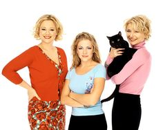 Famous TV and Movie Witches: Hilda, Sabrina and Zelda Spellman <3 I Loved this show and the Movie <3 #TeenAgeWitch