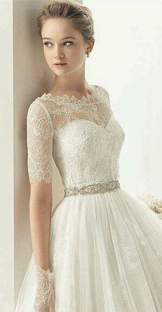 Weddibg gown