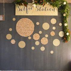 DIY Photo Booth | Wedding Ideas | Ma Maison Blog