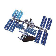 立体パズル 4Dパズル 国際宇宙ステーション&スペースシャトル//立体パズル 【アオシマ】【スカイネット】【2013年5月下旬発売予定】【予約商品】【2sp_120220_b】【楽天市場】  http://item.rakuten.co.jp/nipponkan/a348-asm-staspeace80115/