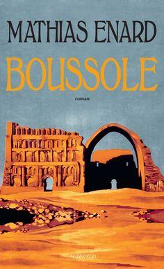 Mathias Enard, Boussole - Livre audio. Interessant mais je n'aime pas du tout la voix de l'auteur.