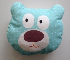 Coussin T�te d'ours Chouchou
