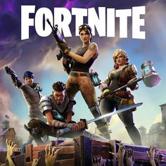 Fortnite Battle Royale is the FREE PvP mode in Fortnite. One giant map. A battle bus.Fortnite building skills and destructible environments combined with intense PvP combat. The last one standing wins. Available on PC, PlayStation Xbox One & Mac. Nintendo Switch, Epic Games Fortnite, Xbox One Games, Ps4 Games, Games Roblox, Games 2017, Video Game Names, Video Games, Marvel Avengers