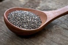 Check out the latest superfood you need to eat: Chia Seeds. A recipe featuring superfood Chia Seed. Chia Benefits, Health Benefits, Health Foods, Detox Foods, Health Recipes, Tea Recipes, Health Diet, Foods For Healthy Skin, Healthy Snacks