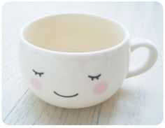 Kawaii emoticon canecas | Blog | GirlyBubble