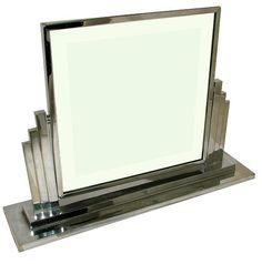 1930s Art Deco Vanity mirror