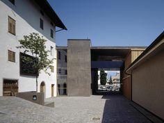 #cantina #cellar #winery - Cantina Nals Margreid, Bolzano - Design: Markus Scherer