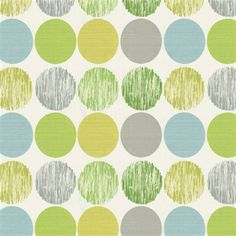 Sweet Spots Fabric by the Yard | Carousel Designs