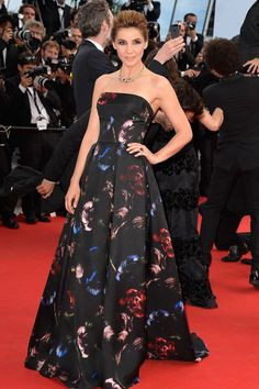 67 Edición del Festival de Cannes | Clotilde Courau