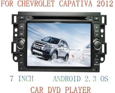 Find More Car DVD Information about FREE SHIPPING,HOT!CAR DVD with android GPS navigation 7 inch PLAYER with canbus For Chevrolet Capativa 2012,Support 1080P videos,High Quality Car DVD from Ximico Technology Co., LTD  on Aliexpress.com