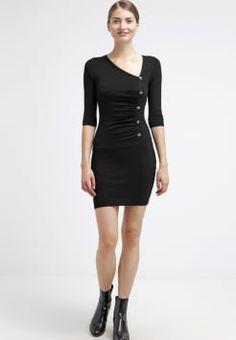 Morgan - RUPI - Vestido de punto - noir