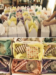 picnic wedding boxes, image by Jay Rowden Photography