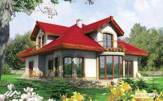 GlobAllShare™ World Society Beautiful S, Beautiful Homes, Design Case, Old Houses, Tiny Houses, Home Fashion, Gazebo, House Plans, House Design