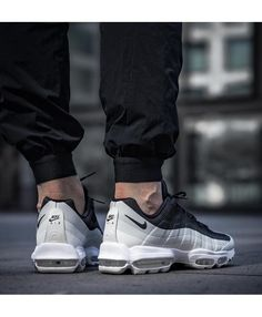 8425df6901 18 Best nike air max 95 black images | Athletic shoe, Athletic wear ...