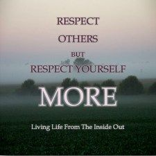 Respect others  wisdombywaggy.com