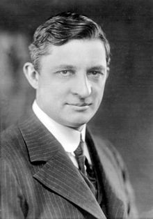 Willis Haviland Carrier (1876 - 1950) ♦ American engineer, best known for inventing modern air conditioning.