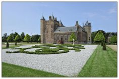 Castle Slot Assumburg in Heemskerk, The Netherlands. Perfect place for a wedding!