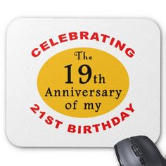 40th birthday - should have thought of this!