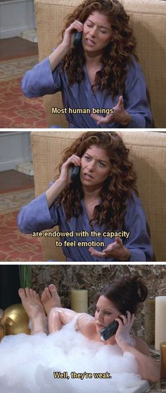 """E is for Emotions. 