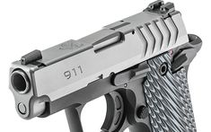 Springfield Armory has introduced its smallest pistol to date in its brand new 1911-style 911 .380. This gun is perfect for carry, even during the summer.