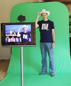 How to Shoot Digital Stills Using a Green Screen: http://blog.nyip.com/main/2012/12/6/have-you-ever-shot-digital-stills-using-a-green-screen.html