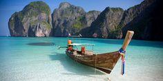 I Thailand finner ni magiska platser för bröllopsresan