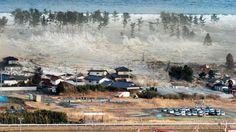 ¿Qué hacer durante un tsunami?