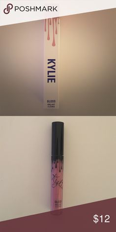 Kylie Cosmetics Lip Gloss in shade KoKo K Hi Poshmark! I am selling this lip gloss brand new never used :) Kylie Cosmetics Makeup Lip Balm & Gloss