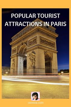 Paris is a world-class tourist destination that has everything and more. Check out this Popular Tourist Attractions in Paris to help you with your itinerary