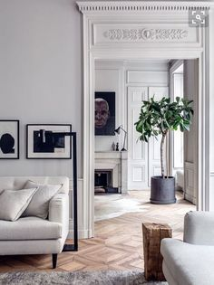 According to Vogue Living vogue living this might be the most beautiful French apartment in the world. - seen at Vogue Living - Petite Lily Interiors Interior Design Inspiration, Room Inspiration, Spiritual Inspiration, Furniture Inspiration, Inspiration Quotes, Writing Inspiration, Motivation Inspiration, Creative Inspiration, Character Inspiration