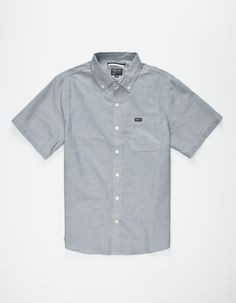 30c77eabc0 RVCA That ll Do Oxford Boys Shirt 258637286