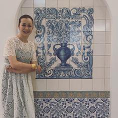 ポルトガルの青い装飾・アズレージョ
