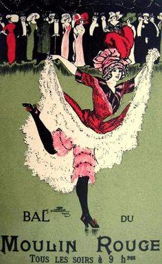 Bal du Moulin Rouge