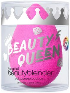 The Beauty Blender is a must for makeup addicts! Clay Ganesha, Cream Blush, Makeup Sponge, Beauty Awards, Beauty Blender, Beauty Queens, Latex Free, Makeup Tools, Makeup Addict