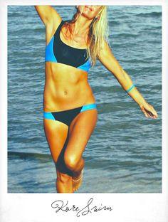 goldfishkiss bikini of the week = kore swim - thalia