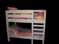 "Bunkbed for 18""dolls"