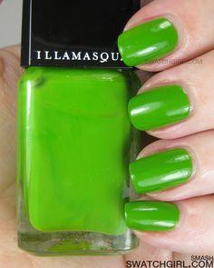 Illamasqua Smash nail polish