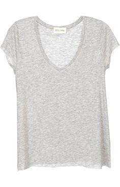 T-shirt flammé femme
