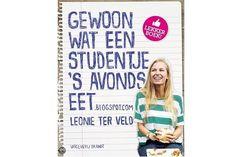 Kookboek Tip Gewoon wat een studentje ´s avonds eet #kookboek #shoptip #student #koken #recept