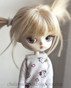Dal Doll with some Hello Kitty Love