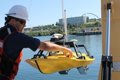 New autonomous surface vehicles to deliver shoaler depth measurements for NOAA nautical charts