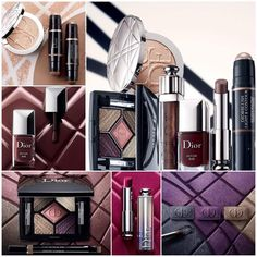 Dior makeup collection for Fall 2016