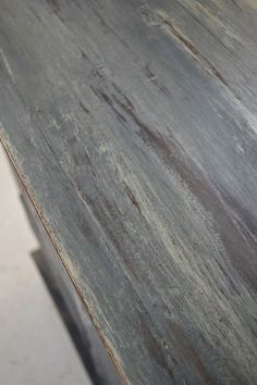 Layering Chalk Paint
