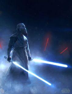 Jedi Yar Nalak by Anthony Jones