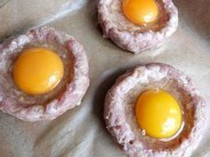 Pomysł na mielone z jajkiem w innej formie niż znacie do tej pory! Smacznego :)